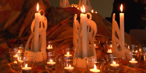 Ritual of Re-Membering candles