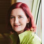 Panelist Emma Donoghue